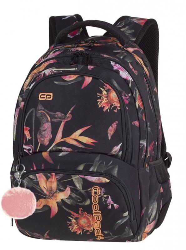Plecak młodzieżowy Coolpack Spiner Lilies A021