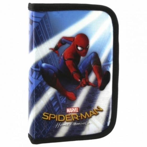 Piórnik jednokomorowy bez wyposażenia Spider-Man 10