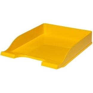 Półka na dokumenty Colors żółta Bantex