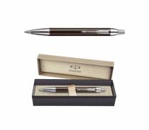 Długopis Parker IM Premium brązowy CT