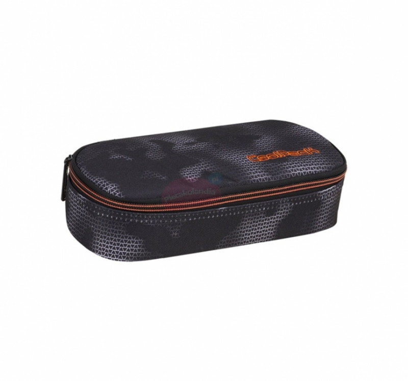 Saszetka na zamek Coolpack Campus Misty Orange