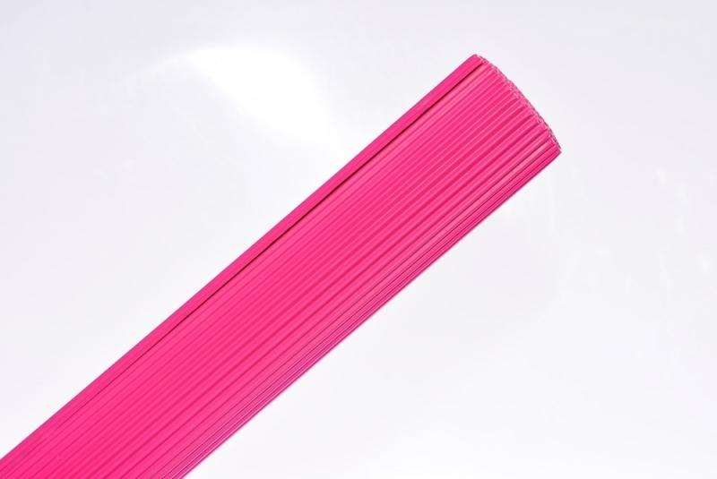 Tektura falista różowa 50x70cm w rolce Schemat