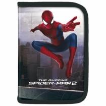 Piórnik jednokomorowy bez wyposażenia  Spider-Man 18