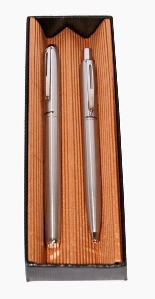 Komplet Luna długopis plus pióro Penmate