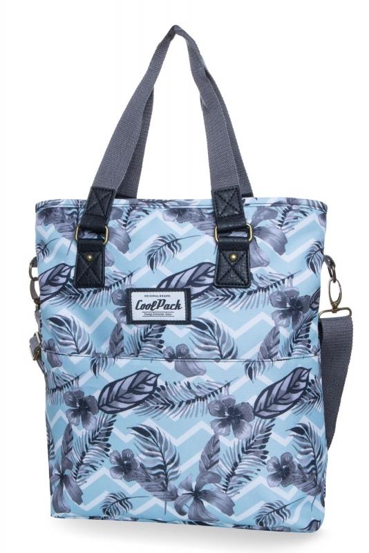 Torba na ramię Coolpack Amber Surf Palms