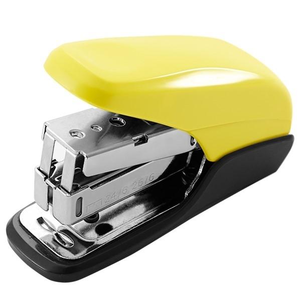 Zszywacz biurowy M&G do 30k żółty ABS92750