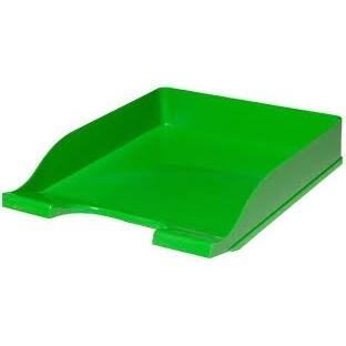Półka na dokumenty Colors zielona Bantex