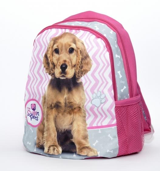 Plecak szkolno-wycieczkowy The Sweet Pets Pies