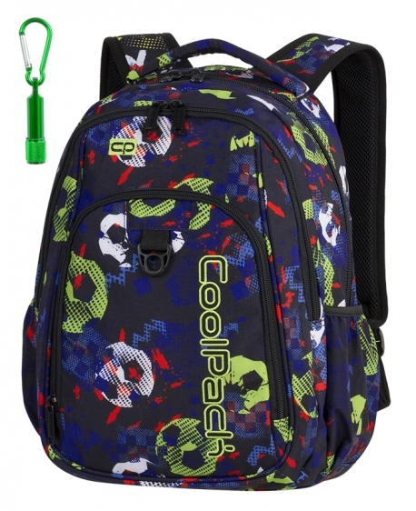Plecak młodzieżowy Coolpack Strike Footboll A187
