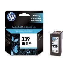 HP 339 czarny 21ml C8767EE