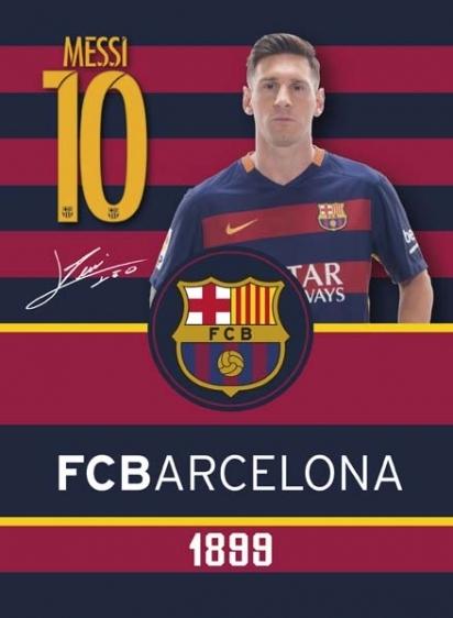 Zeszyt A5 60 kart. Barcelona linia