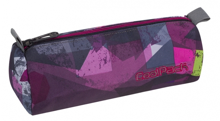 Saszetka tuba Coolpack Tube Pink Abstract A082