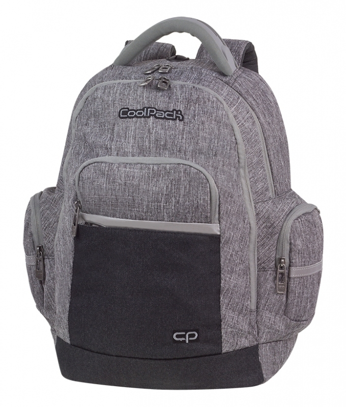 Plecak młodzieżowy Coolpack Bric Fusion Gray A544