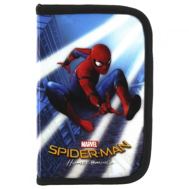 Piórnik jednokomorowy bez wyp. Spider Man 10
