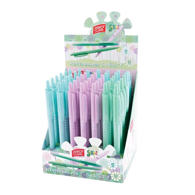 Długopis zapachowy Sweety 0,5mm Easy