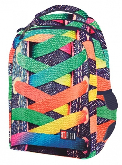 Plecak młodzieżowy St.Right  Shoe BP29