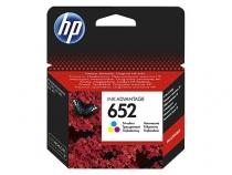 Tusz HP nr 652 kolor  F6V24AE