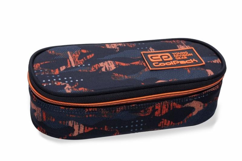 Saszetka na zamek Coolpack Campus Orange