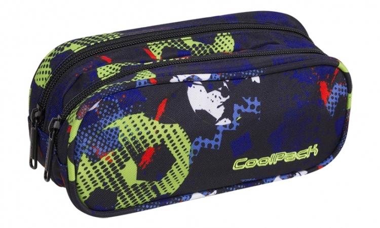 Saszetka podwójna Coolpack Clever A191