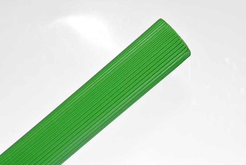 Tektura falista zielona 50x70cm w rolce Schemat