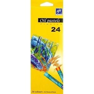 Pastele olejne Titanum 24 kolorów