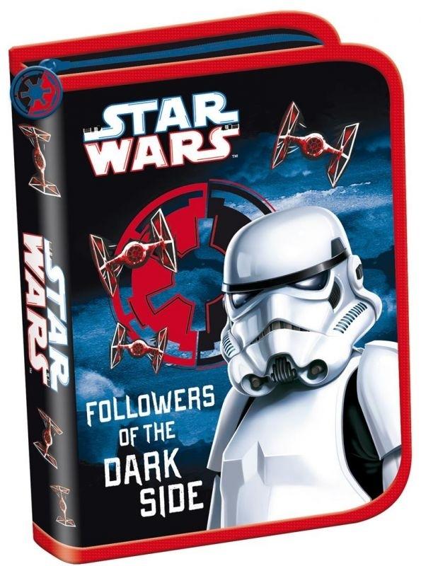 Piórnik pojedynczy bez wyp. Star Wars