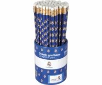 Ołówek trójkątny z gumką HB RM-Real Madrid