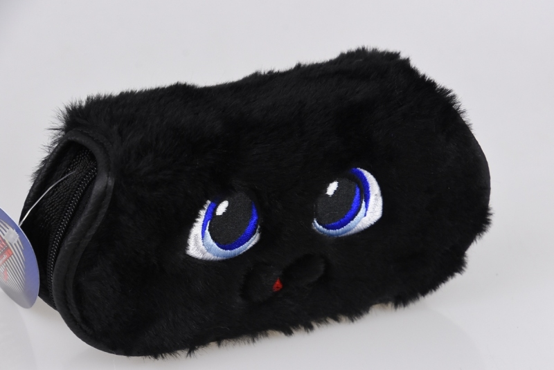 Piórnik jednokomorowy oczy czarny  WAR513