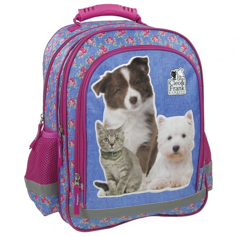 Plecak szkolny Cleo&Frank 15B 25