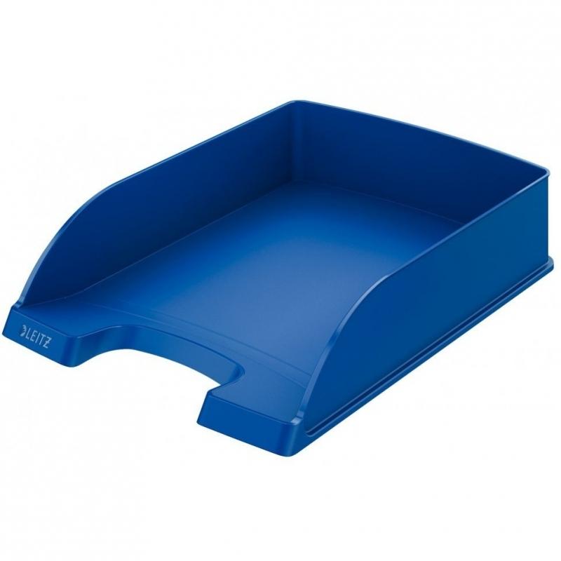 Półka na dokumenty Plus niebieska Leitz