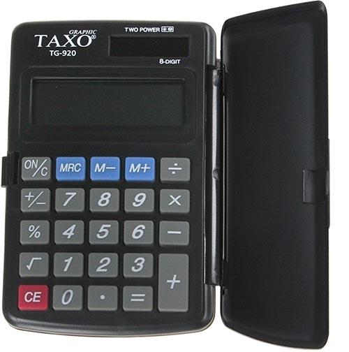 Kalkulator TAXO TG-920