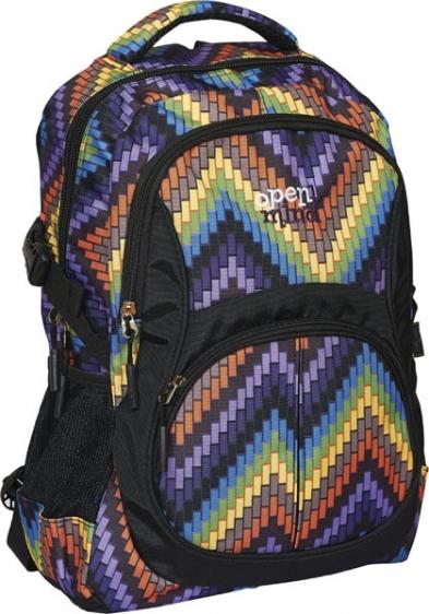 Plecak młodzieżowy z przegrodą na laptopa Open Mind OM-03