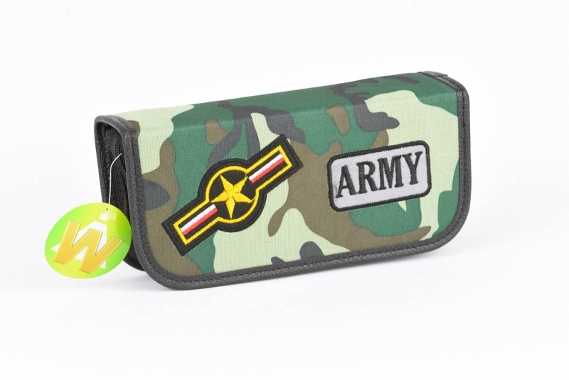 Piórnik z organizerem XXL Army Moro War538