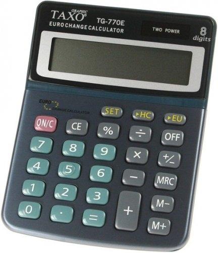 Kalkulator TAXO TG-770E