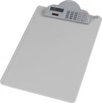 Deska podkład z kalkulatorem A4