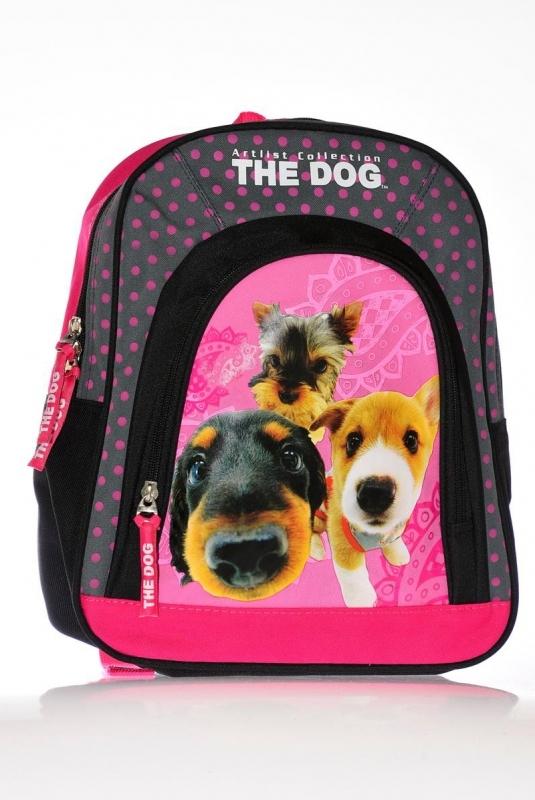 Plecak szkolnowycieczkowy The Dog 12/25