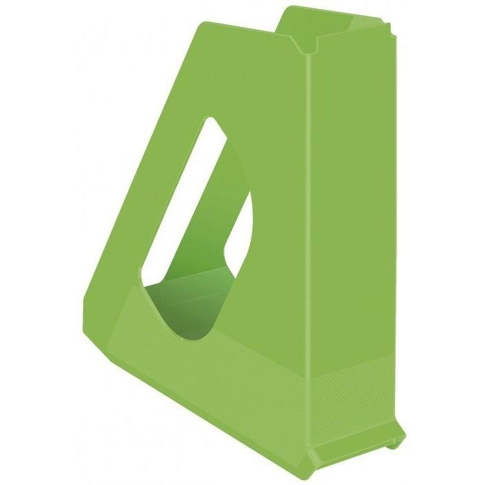 Pojemnik na dokumenty Europost zielony 70mm Esselte