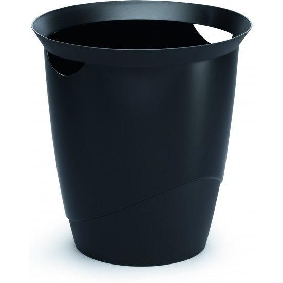 Kosz na śmieci 16l TREND czarny DURABLE