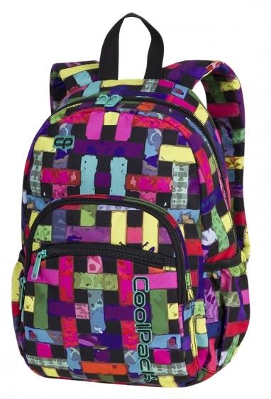 Plecak dziecięcy mini Coolpack Ribbon Grid A298