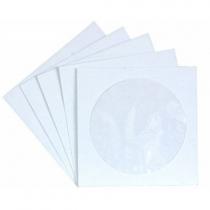 Koperta biała CD z okienkiem