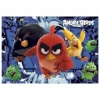 Podkład oklejany na biurko Angry Birds