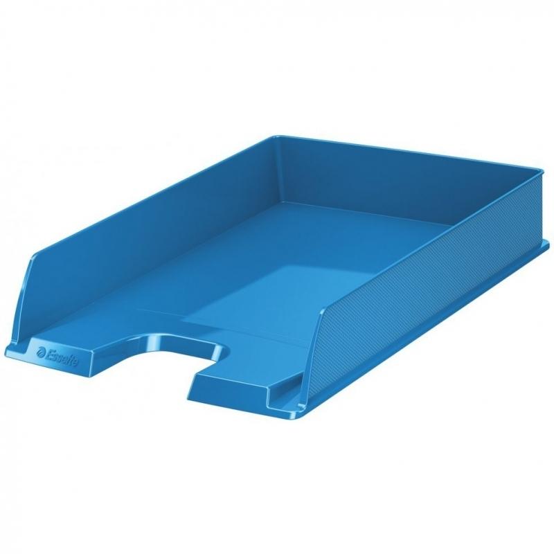 Półka na dokumenty A4 Europost Vivida niebieska Esselte