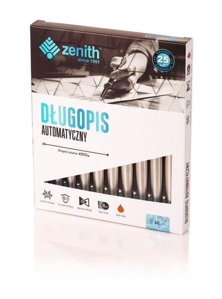 Długopis automatyczny Silver 60 Zenith
