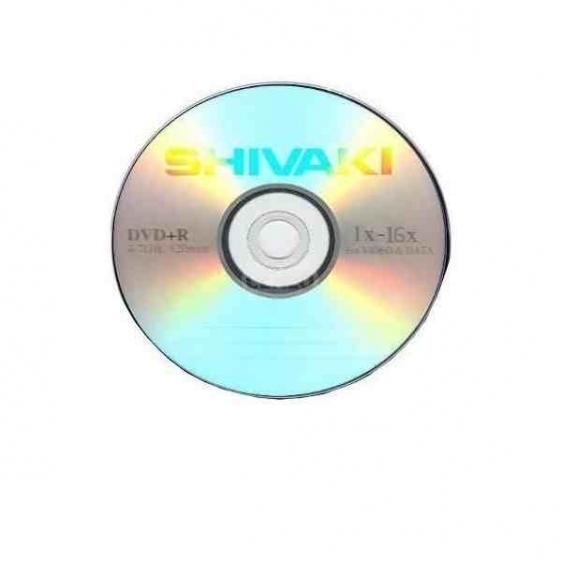 Płyta DVD+R 4.7GB Shivaki