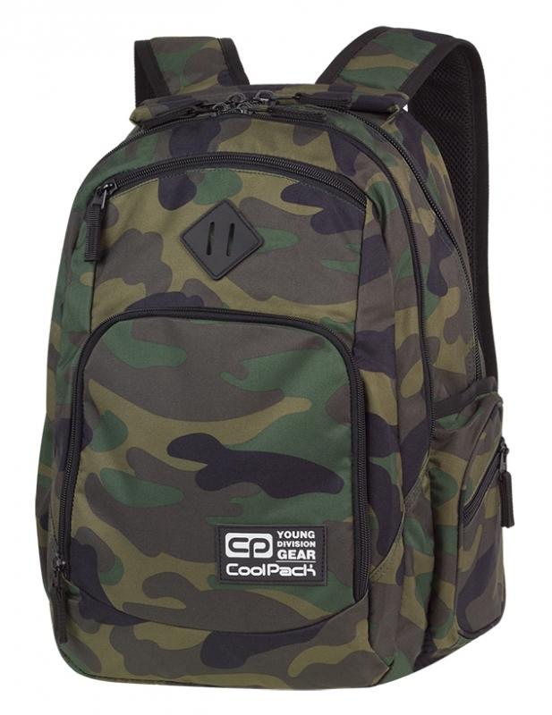 Plecak młodzieżowy Coolpack  Camuflage Classic A386