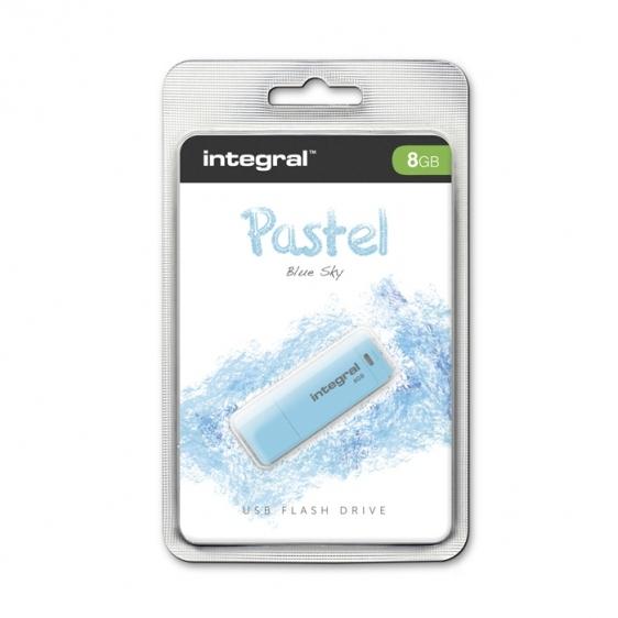 Pendrive Integral Pastel Blue Sky 8GB