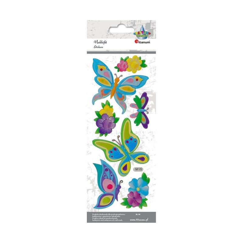 Naklejki do dekoracji motyle