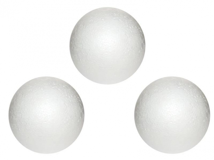 Kula styropianowa 100 mm