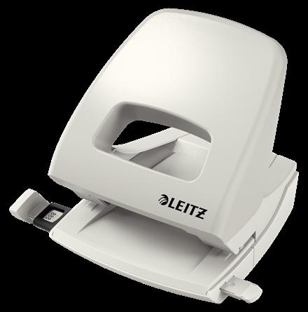 Dziurkacz biurowy Leitz 5005 Nexxt 25 kartek szary