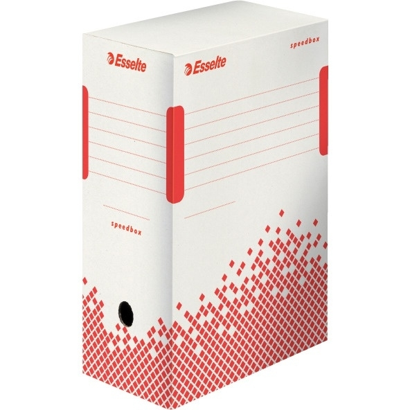 Pudło archiwizacyjne Esselte Speedbox 150x350x250mm